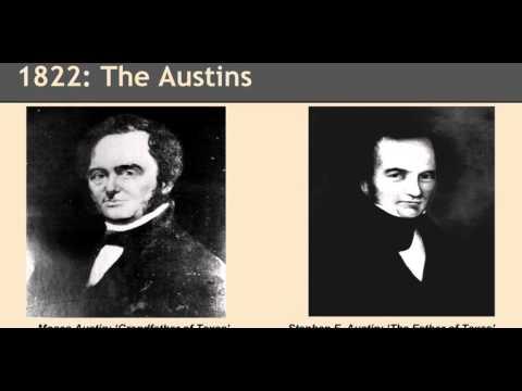 Texas Revolution & Mexican-American War