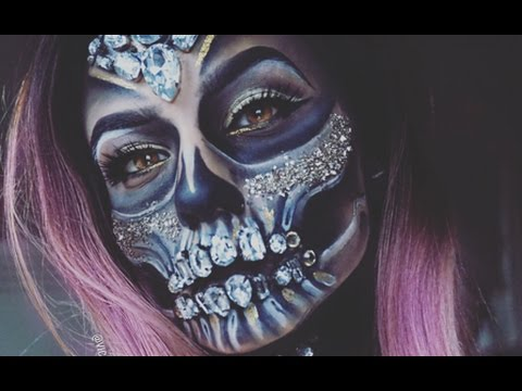 DIAMOND SKULL TUTORIAL - VIC BROCCA
