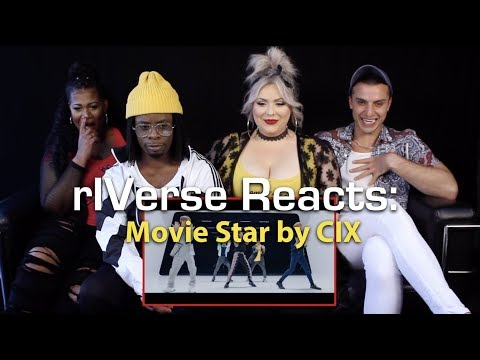 RIVerse Reacts: Movie Star By CIX - M/V Reaction