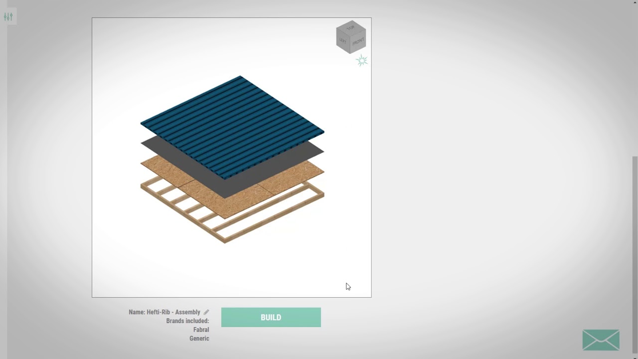 Fabral BIM Library – Download Fabral Bim/Revit Content
