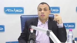 """أيمن البوغانمي: التقسيم اليوم أصبح بين """"عولميين ومحليين حمائيين"""" وليس بين """"يمين ويسار"""""""