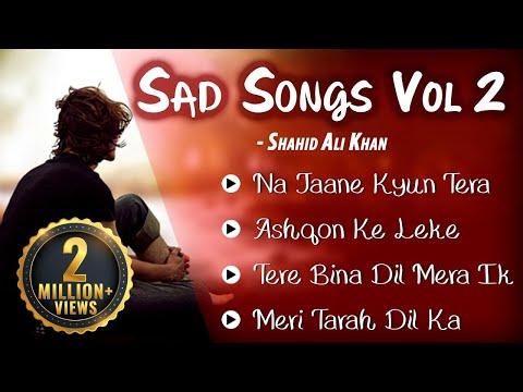 Shahid Ali Khan Sad Songs Collection - Vol 2 | Dard Bhare Geet | Musical Maestros