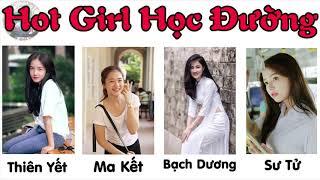 Bí Mật 12 Cung Hoàng Đạo Trong Học Đường | Hot Girl Học Đường