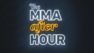 The MMA (After) Hour: Episode 391 Twitter Q&A Exclusive