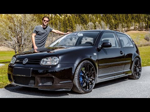 VW Golf 4 R32 | Mr X zeigt uns sein Tuning Projekt! | Daniel Abt