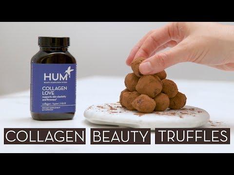 Decadent Collagen Love Chocolate Truffle Recipe}