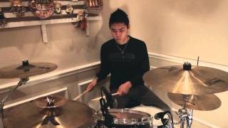 When You Walk into the Room - Bryan & Katie Torwalt (Drum Cover)
