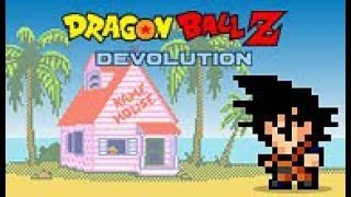 dragon ball z devolution cap 7 (los androides atacan)