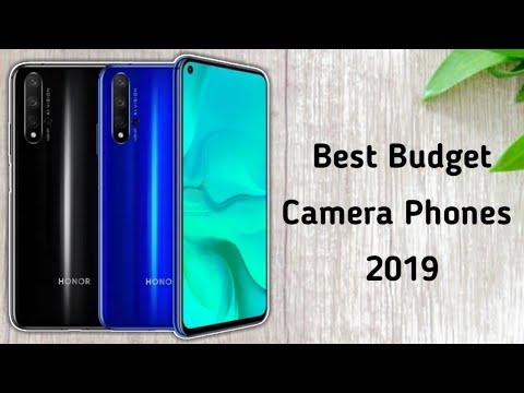 Best Budget Camera Phones Of 2019