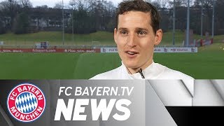 "Rudy: ""It was good fun."" – Reunion with Schweinsteiger at FC Bayern"