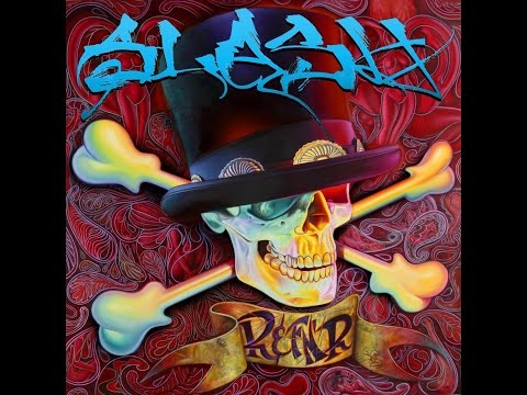 Slash – By the Sword GUITAR BACKING TRACK w/Vocals
