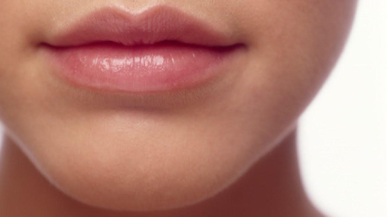Для губ домашняя косметика