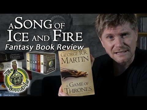Fantasy Book Review: A Song of Ice and Fire A Game of Thrones