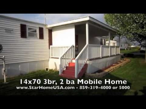 Mobile Home for sale - owner will finance Danville KY Kentucky Farm Land