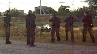 Dashcam Footage Of Fatal Officer-Involved Shooting in Midland, Texas