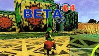 Beta64 - Majora's Mask / Zelda Gaiden