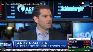 Larry Praeger CNBC Squawk on the Street 6 21 19