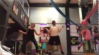 Push Back Dance Choreography by Kirkchanneltv music by Ne-Yo, Bebe Rexha, Stefflon Don