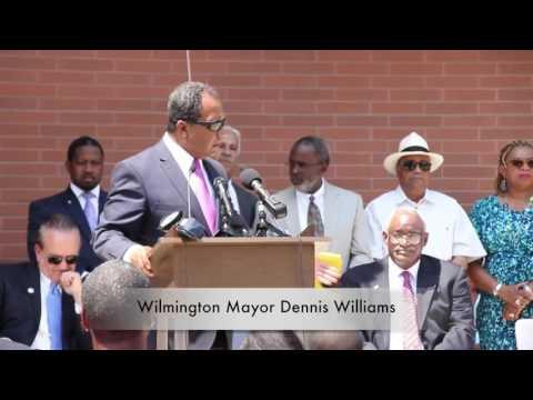 Leonard L  Williams Justice Center Naming Ceremony