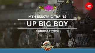 ho scale mth proto sound 3 big boy steam locomotive