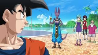 DBS VF - Goku se transforme en SSJ God pour la première fois