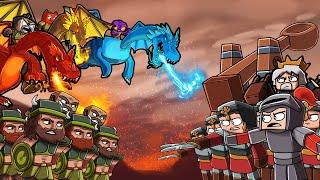 Minecraft Dragons - THE FINAL DRAGON WAR BEGINS!