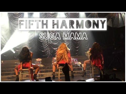 Fifth Harmony - 'Suga Mama' Live in Manchester, UK