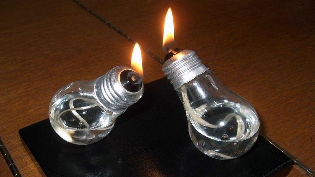 Creative diy light bulbs architecture art designs youtube for Diy light art
