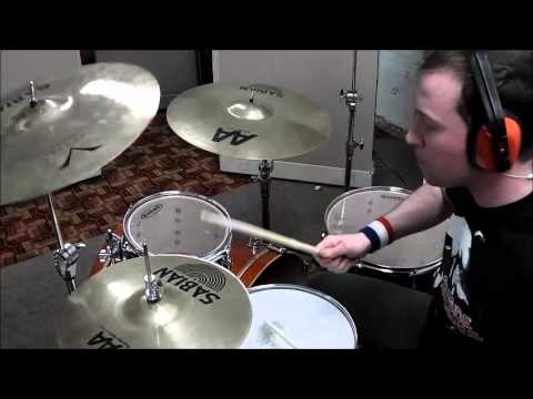 The Killers - Change Your Mind Drum Cover