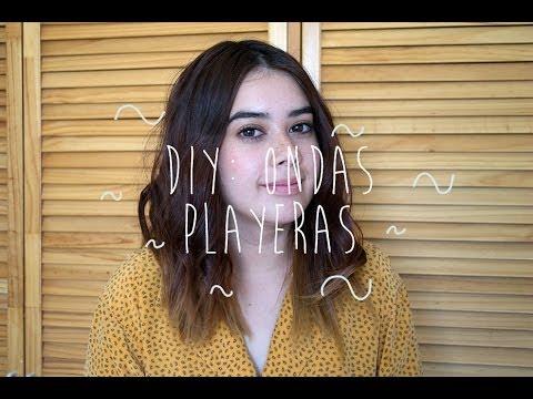 DIY: Ondas playeras/Beach Waves