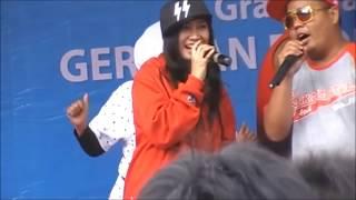 sundanis feat Novi -Oleng- LIVE (edit Recording sound)