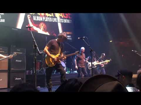 """George Lynch solo on AC/DC """"Sin City"""" 4/3/18 with Dean Delray"""