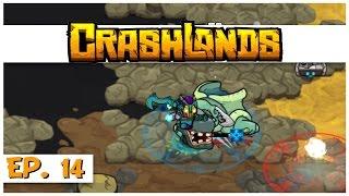 Crashlands - Ep. 14 - Zug Slayer! - Let's Play Crashlands Gameplay
