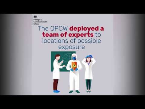 Salisbury Attack: OPCW analysis