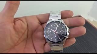 Original Casio MTP-1374D-1AVDF Best Selling Chronograph Wrist Watch by Casio