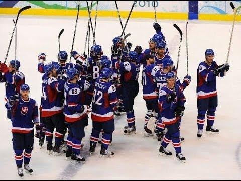 SLOVAK Ice hockey team SOCHI 2014 trailer