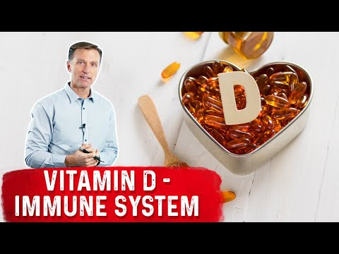 What Vitamin D Does to Your Immune System