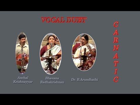 Bhavana & Arundhathi Vocal duet