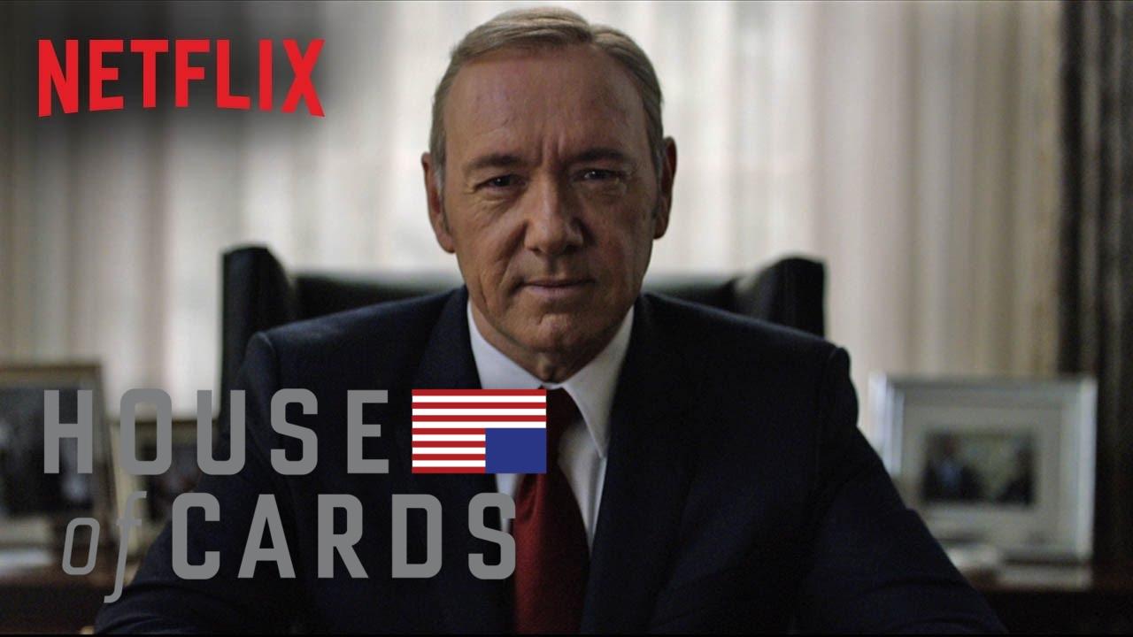 House Of Cards Netflix Sverige