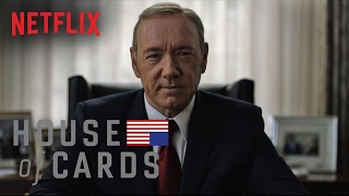 House of Cards - Frank Underwood - The Leader We Deserve - Netflix [HD]