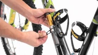 Topeak RaceRocket HP Master Blaster Bicycle Pump