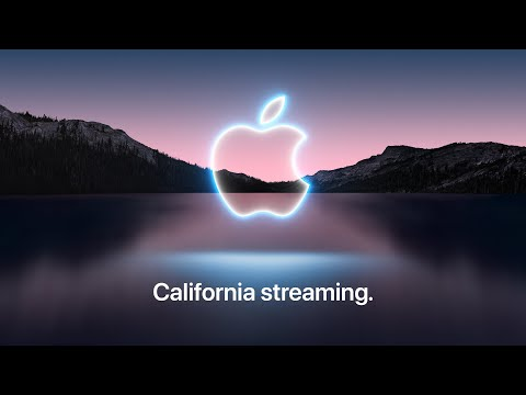 Apple Event — September 14