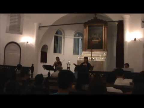 Memorial Evening Dedicated To The Victims Of The Armenian Genocide   Babajanyan Vocalise, 100 Amyak