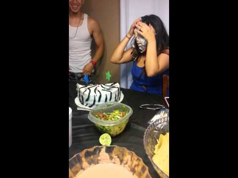 Ashley 20 Bday Cake Frenzy