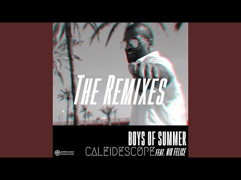 Boys of Summer (feat. Nik Felice) (Diggi Burr Remix)