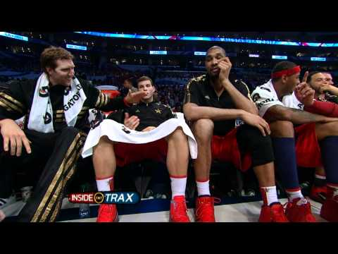 All-Access from the 2011 NBA All Star Game