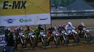 Electric Motocross Racing ft Everts / Tixier / Guillod - vurbmoto