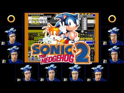 Sonic The Hedgehog 2 - Chemical Plant Zone Acapella