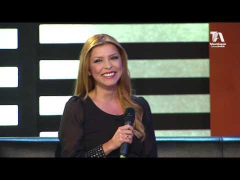 "Sandra Valencia canta  ""De Oro""  | Llegó la Noche"