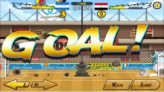 Head Soccer Stage3 (Death Mode)